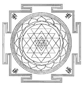 Shri Yantra da shivashakti.com