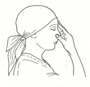 respirazione a narici alternate (nadi shodhana pranayama)