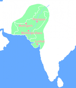 Civiltà di Mohenjo-Daro