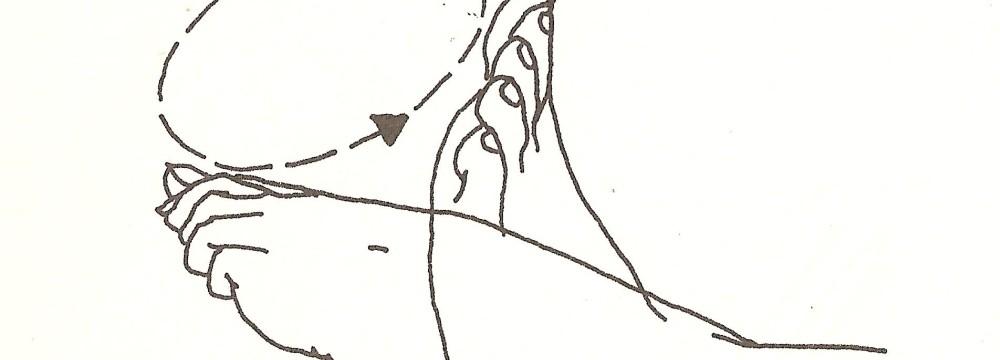 Gulf Chakra (Rotazione delle caviglie)