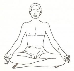 Sukhasana (posizione facile)