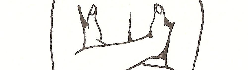 Padadirasana (posizione per l'equilibrio del respiro)