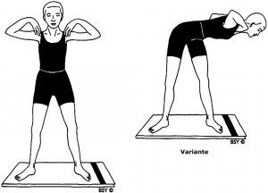 Meru prishthasana (posizione della colonna vertebrale)
