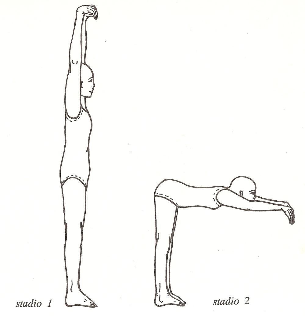Samakonasana (posizione ad angolo retto)