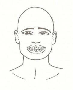 Shitkari pranayama (respirazione sibilante)