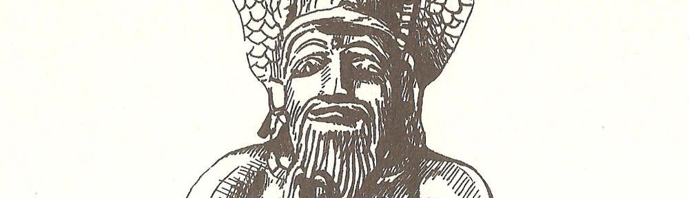 Patanjali, Signore dei Serpenti, compositore degli Yogasutra, testo di Raja Yoga