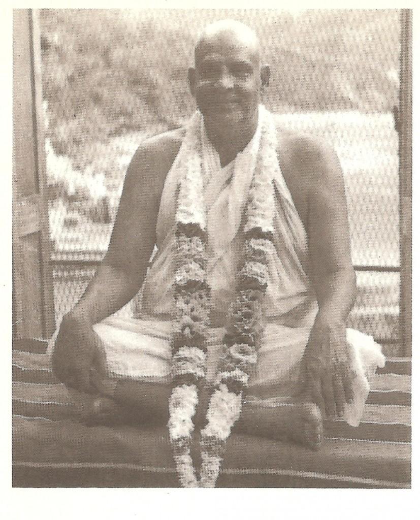 Swami Sivananda di Rishikesh