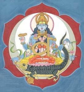 Immagine di swadhisthana chakra da http://www.gayreiki.com/Swadhisthana%20Chakra.html