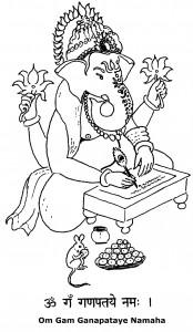 Ganesha, Signore del successo nelle imprese, distruttore degli ostacoli