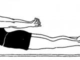 Sarpasana (posizione del serpente)