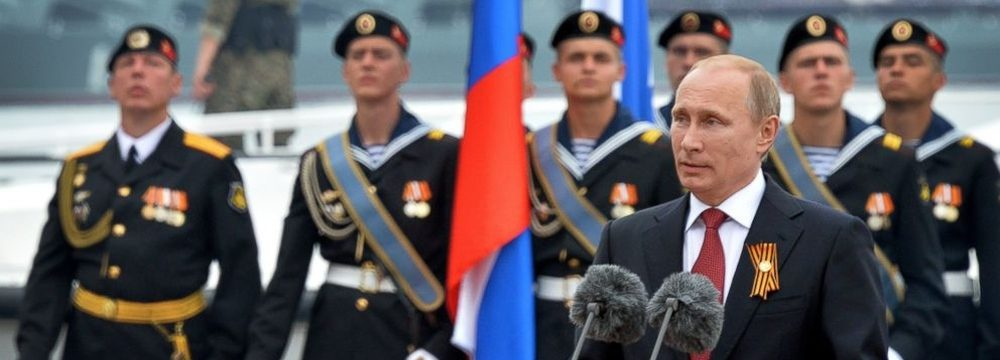 L'attuale leadership dello Stato russo valutata sui principi del Dharma