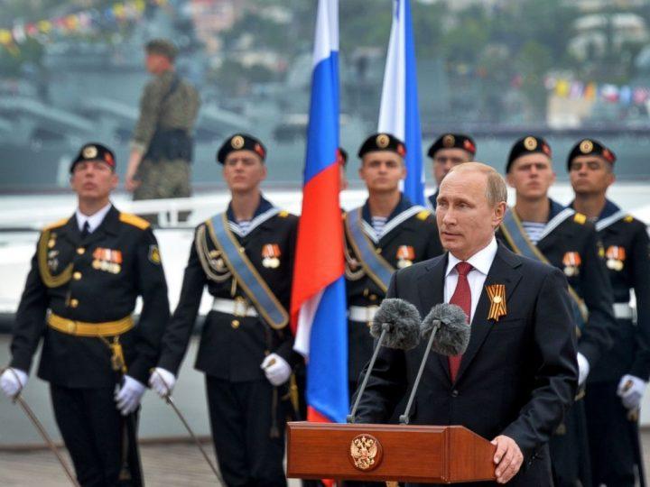 Putin e i principi del Dharma
