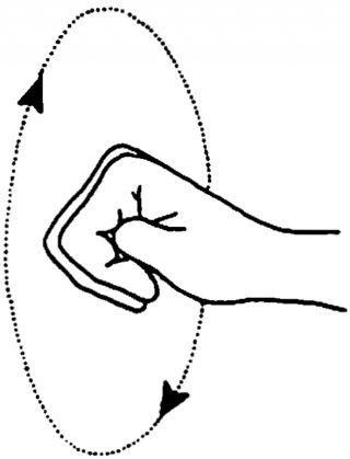 Manibandha Chakra (Rotazione delle giunture dei polsi)