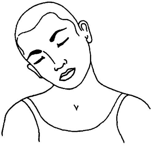 Griva Sanchalana (Movimento del collo) - Fase 2