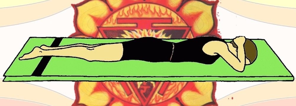 Jyestikasana (Postura superiore)