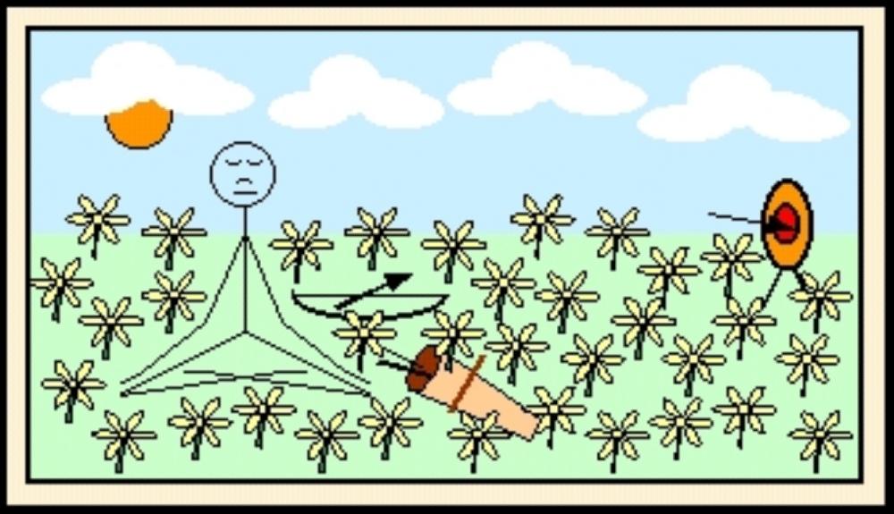 samskara e karma - la metafora dell'arciere