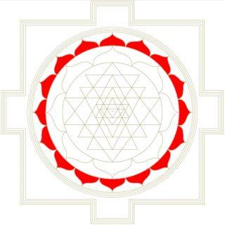 Shri Chakra - secondo circuito