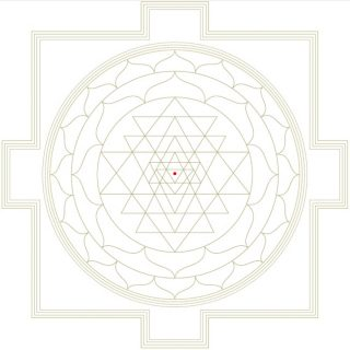 Shri Chakra - Bindu